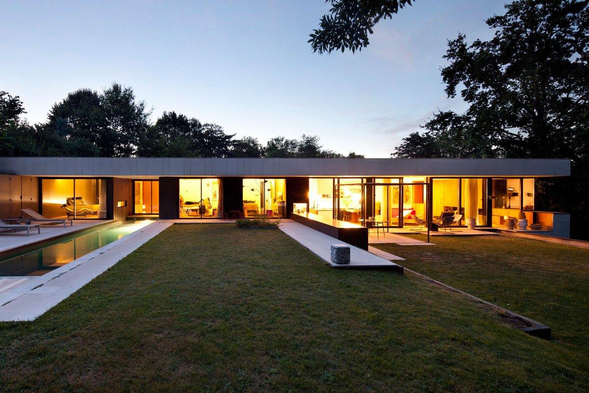 искусственное освещение частного дома