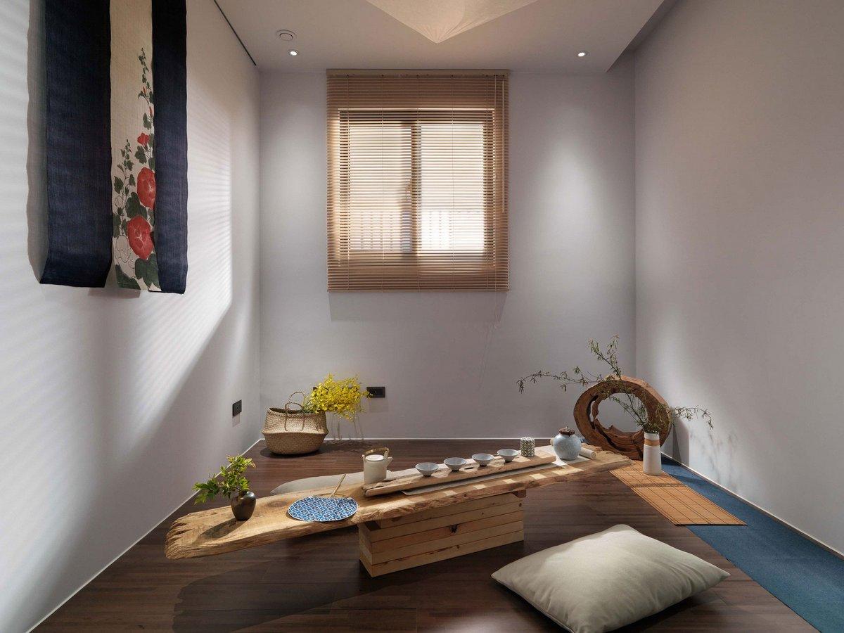 Чайная комната в квартире