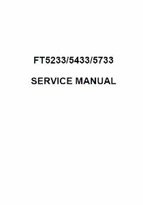 service - Инструкции (Service Manual, UM, PC) фирмы Ricoh - Страница 4 0_1b2961_5afb4662_orig