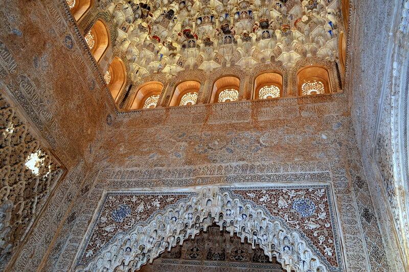 Лепной декор — арабески