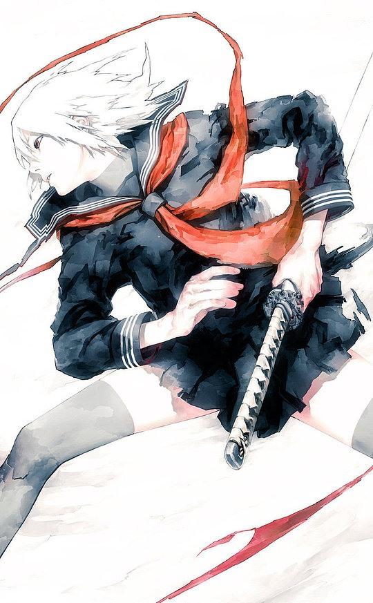 Quality Fan Art by Ryo Iwai