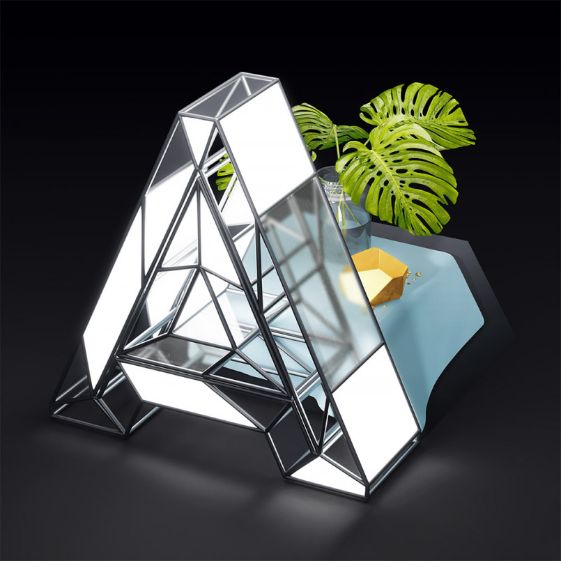 3D Artworks by Peter Tarka