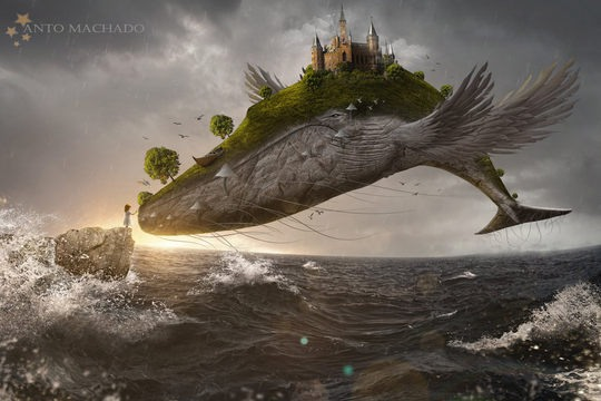 Fantasy Digital Art by Anto Machado
