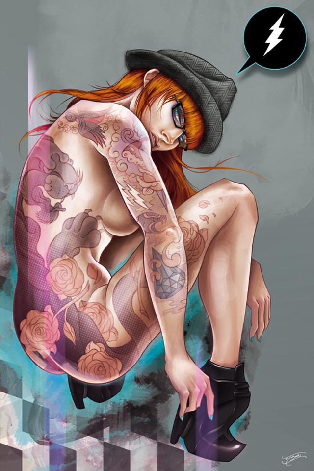 Tyson McAdoo - Illustrator