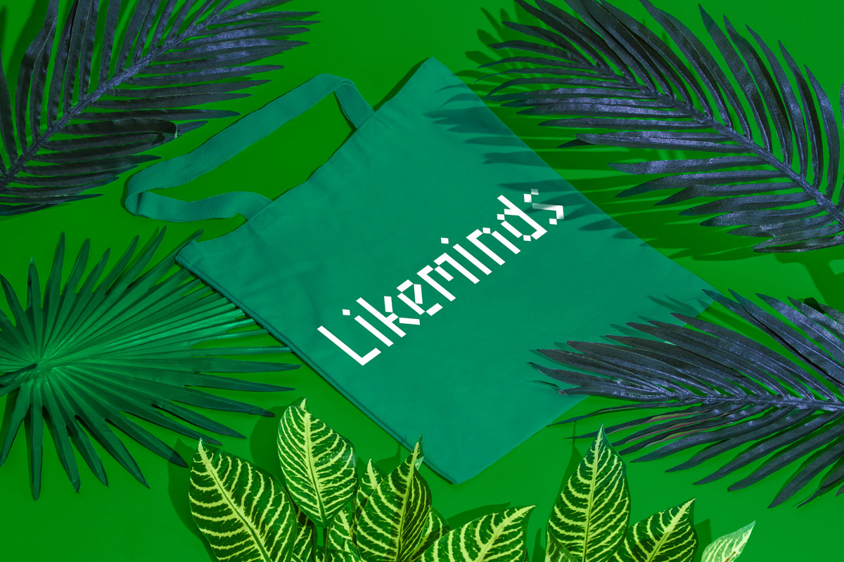 Likeminds Branding & Art Direction by Wade Jeffree & Leta Sobierajski