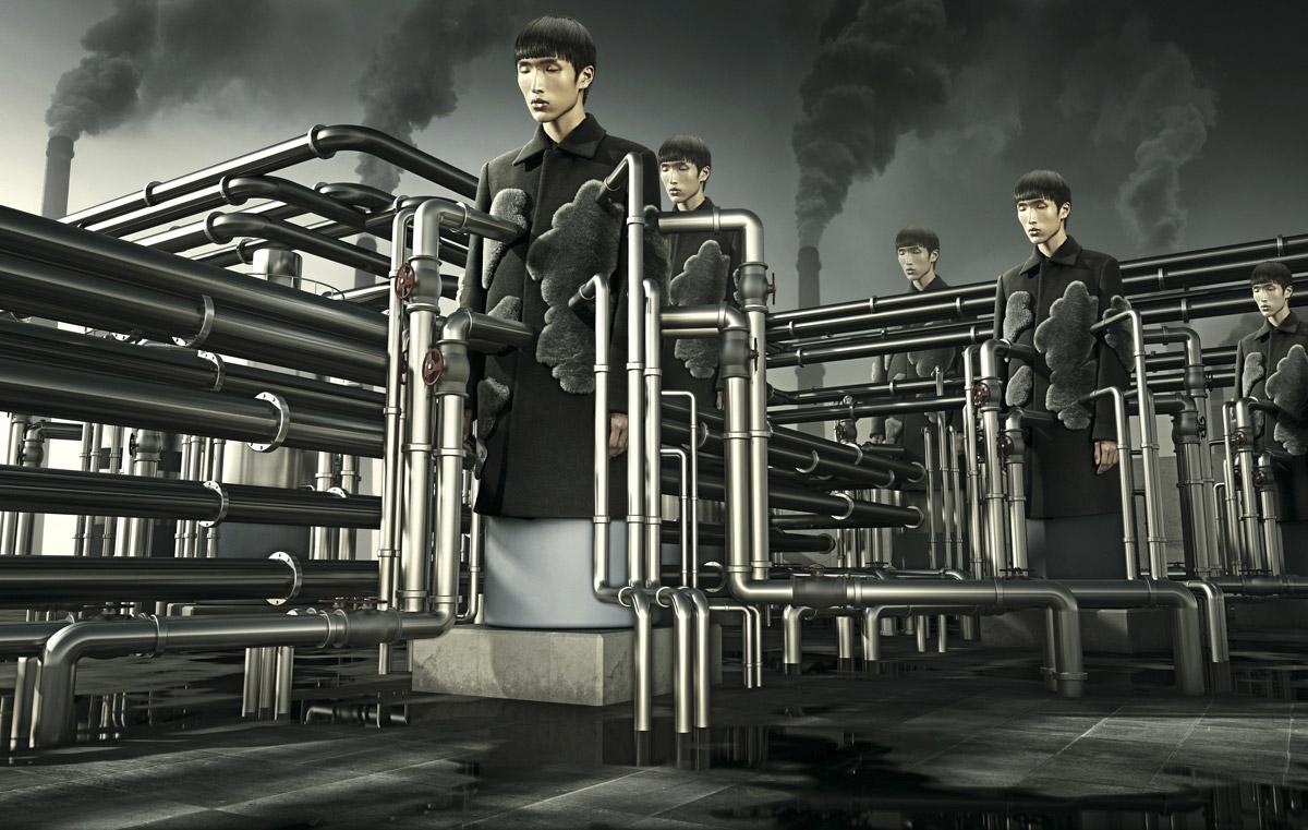 Amazing Photo Manipulations by Chunlong Sun