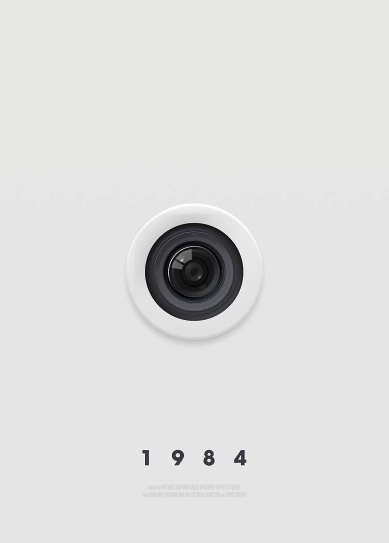 Esse designer recria um cartaz de filme por dia