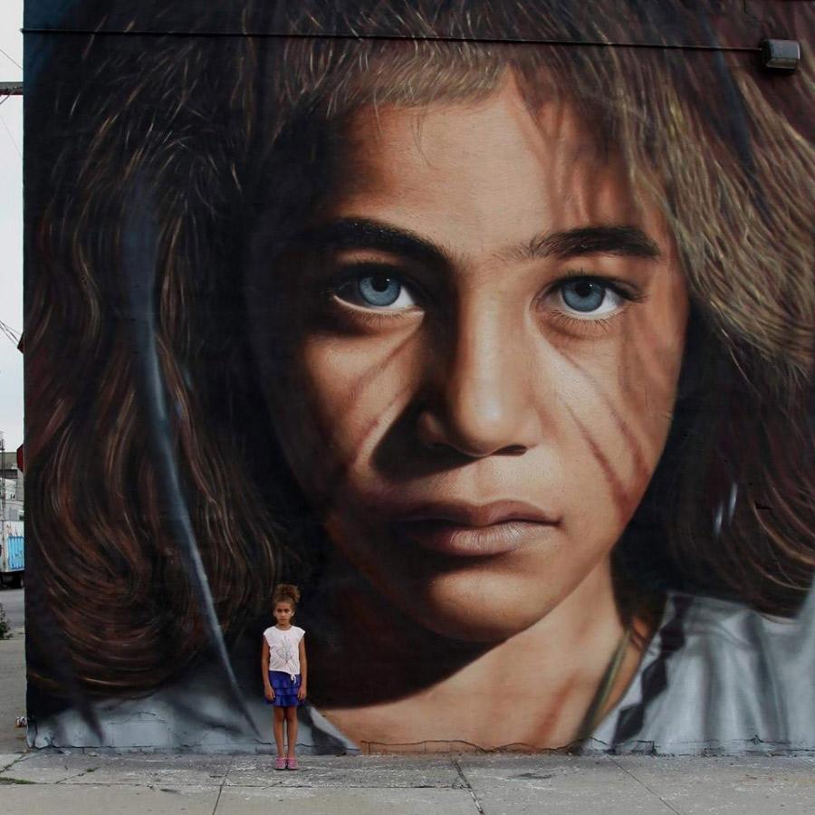 Arte de Rua: Impressionantes Obras pelo Mundo