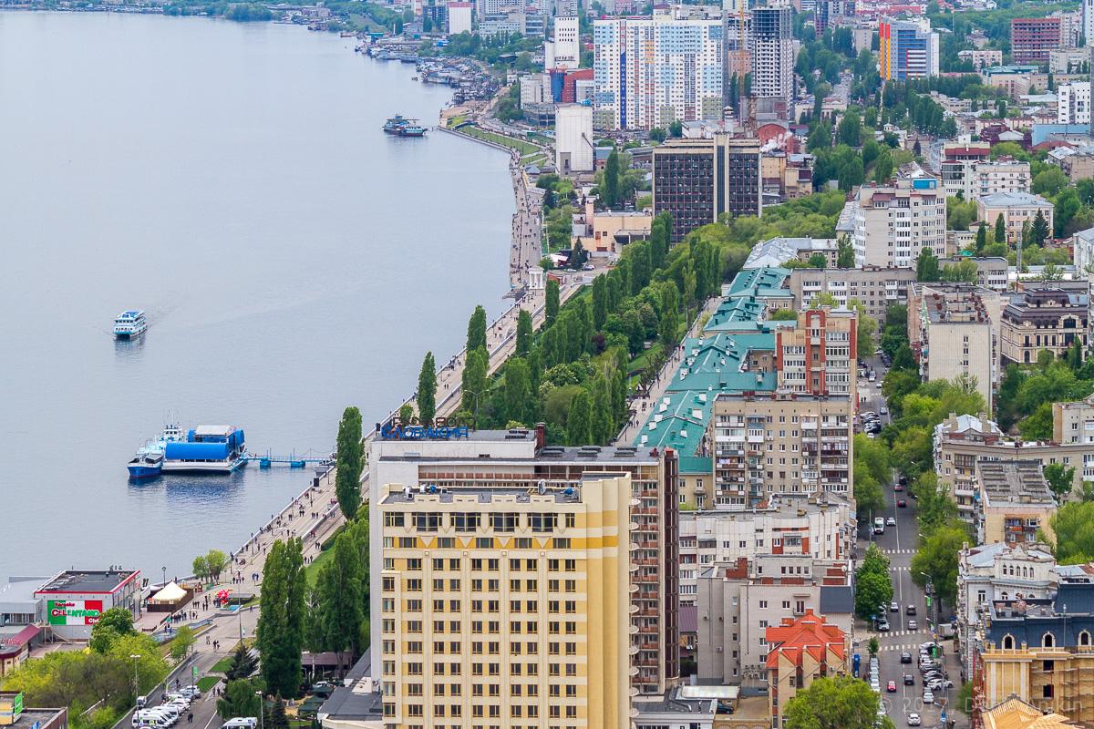 Вид на Саратов с Volga Sky фото 8