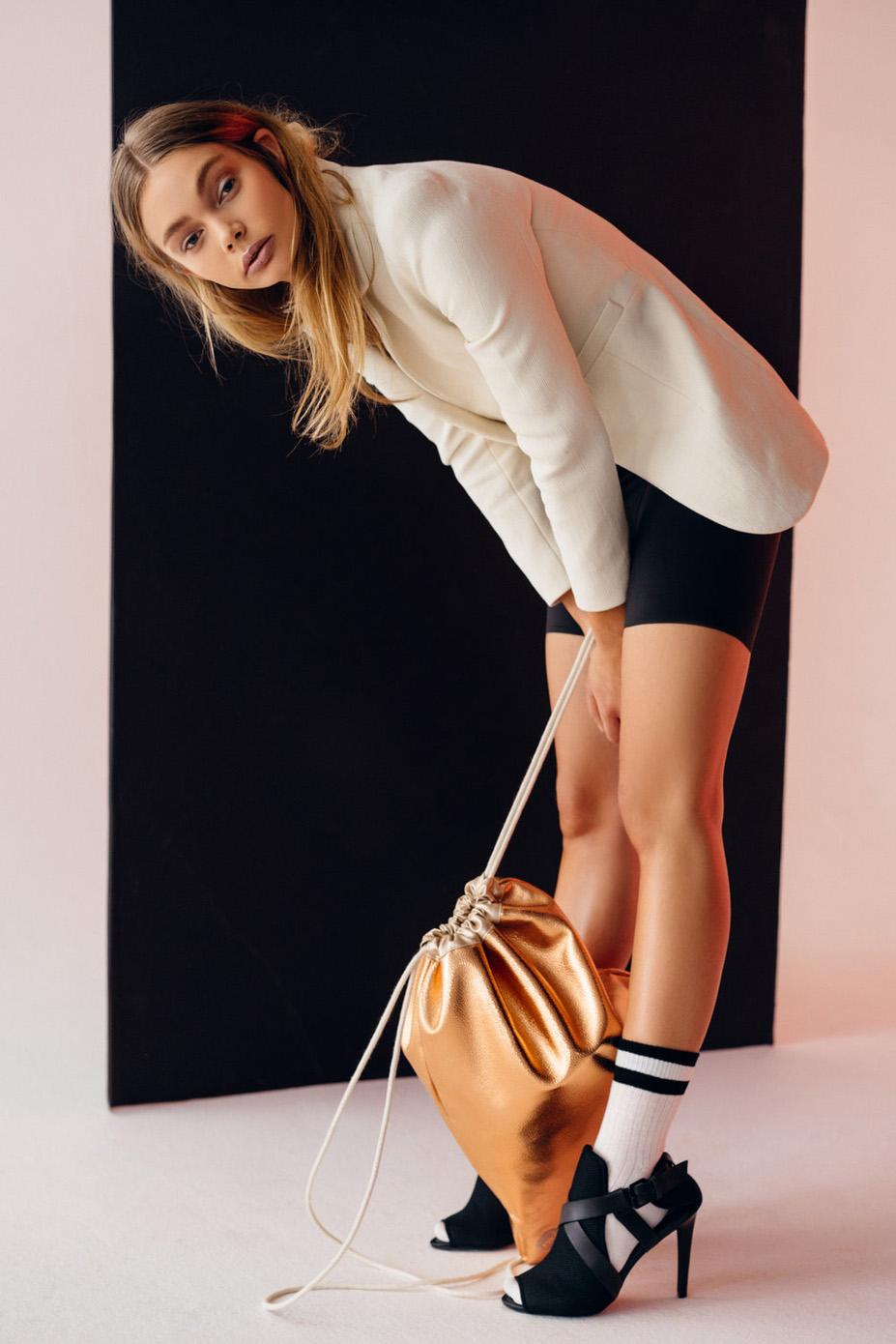 спортивная Амали Шо / Amalie Schou by Ben Tsui - Sport Set