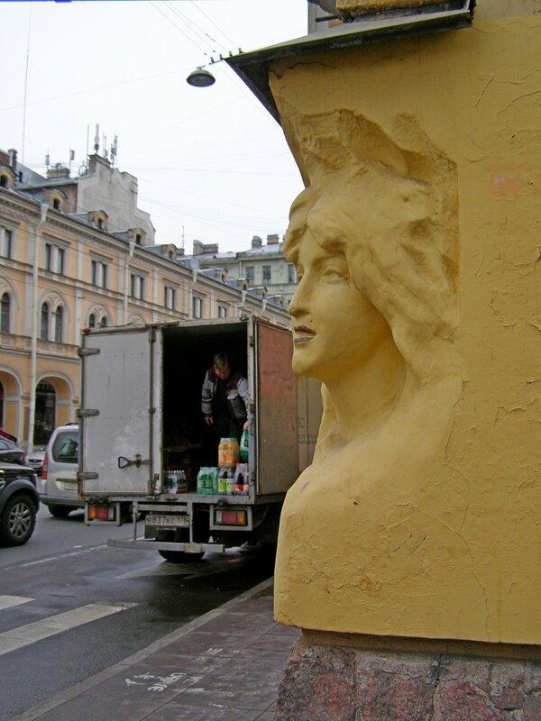 Cанкт-Петербург. Город, где сбываются сны