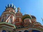 Прихожане храма Святителей Московских посетили храм Покрова на Рву