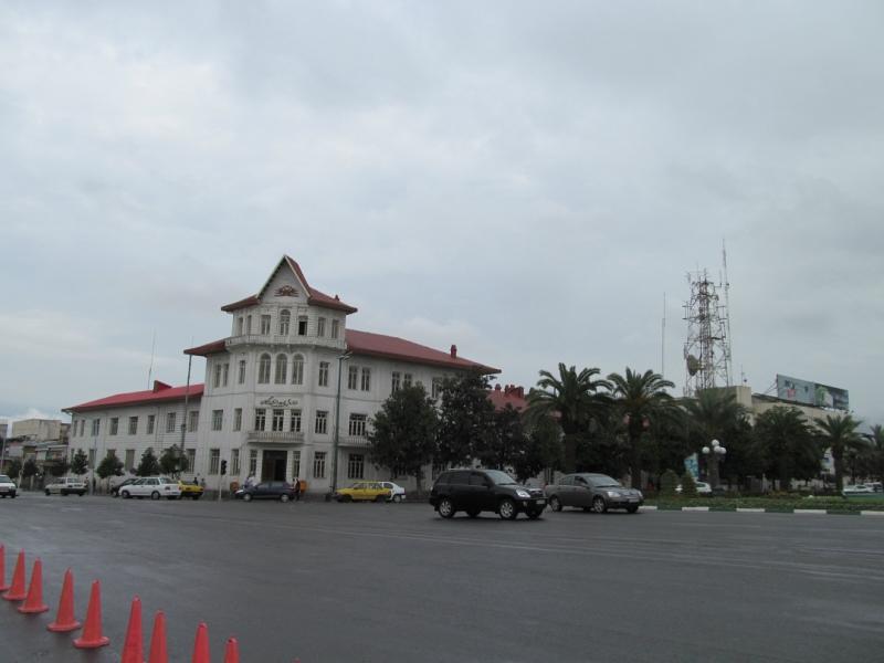 площадь Шахрдари