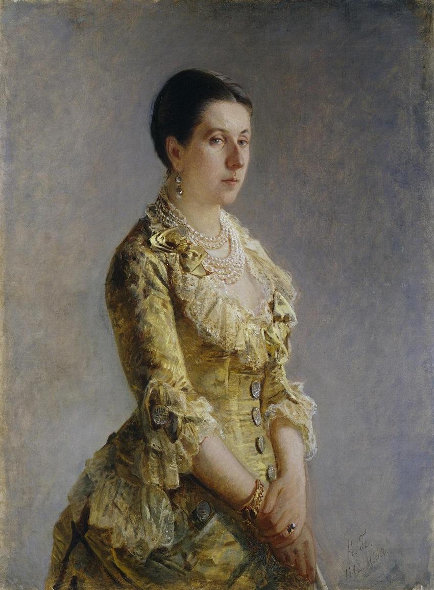 Княгиня Ольга Петрова Волконская, ур.Клейнмихель (1845-1920).jpg