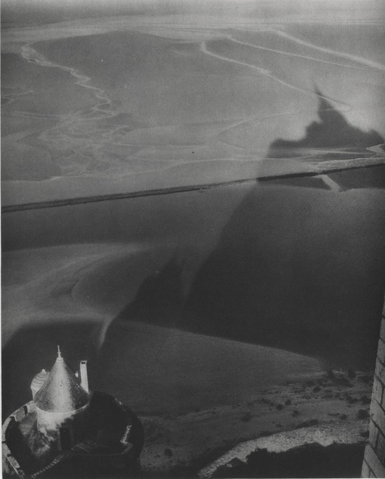 1935. Гора Сен-Мишель