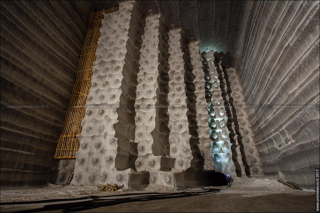 Илецкий соляной рудник