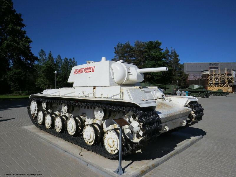КВ-1 (музей Прорыв) _3320.JPG