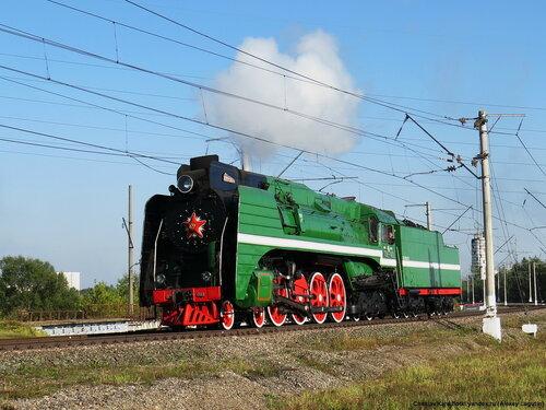 паровоз П36-0110 _200