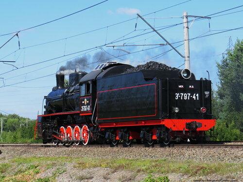 паровоз Эр-797-41 _430