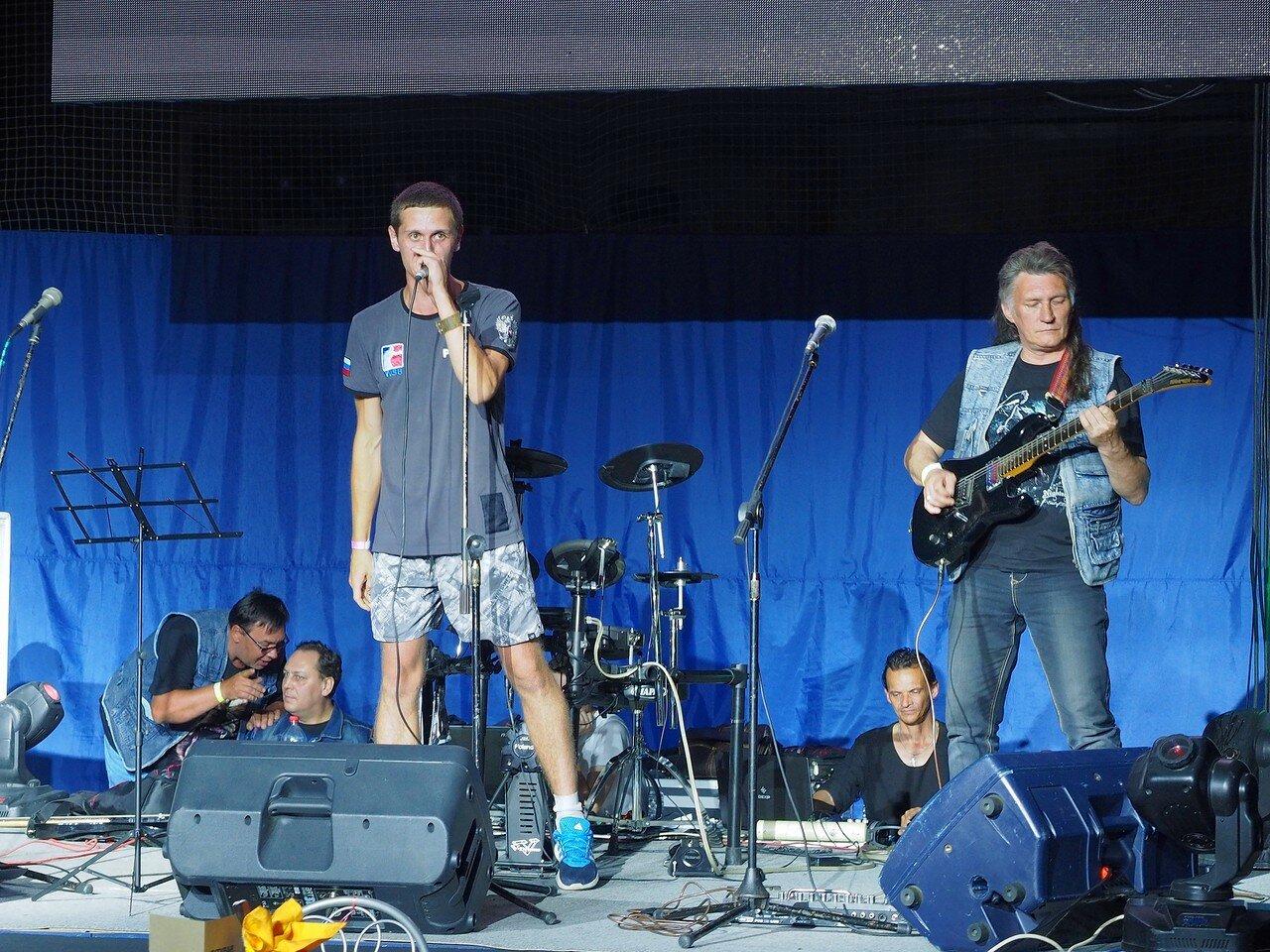 124 Вечер профессионального бокса в Магнитогорске 06.07.2017