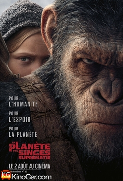 Planet der Affen 3: Survival (2017)