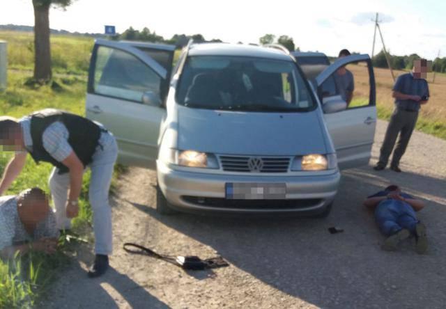 Работорговцы, пытавшиеся вывезти украинцев в Великобританию, задержаны в Литве. ФОТО