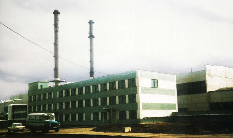 История промышленности России в фотографиях: ОАО «Фирма Энергозащита»