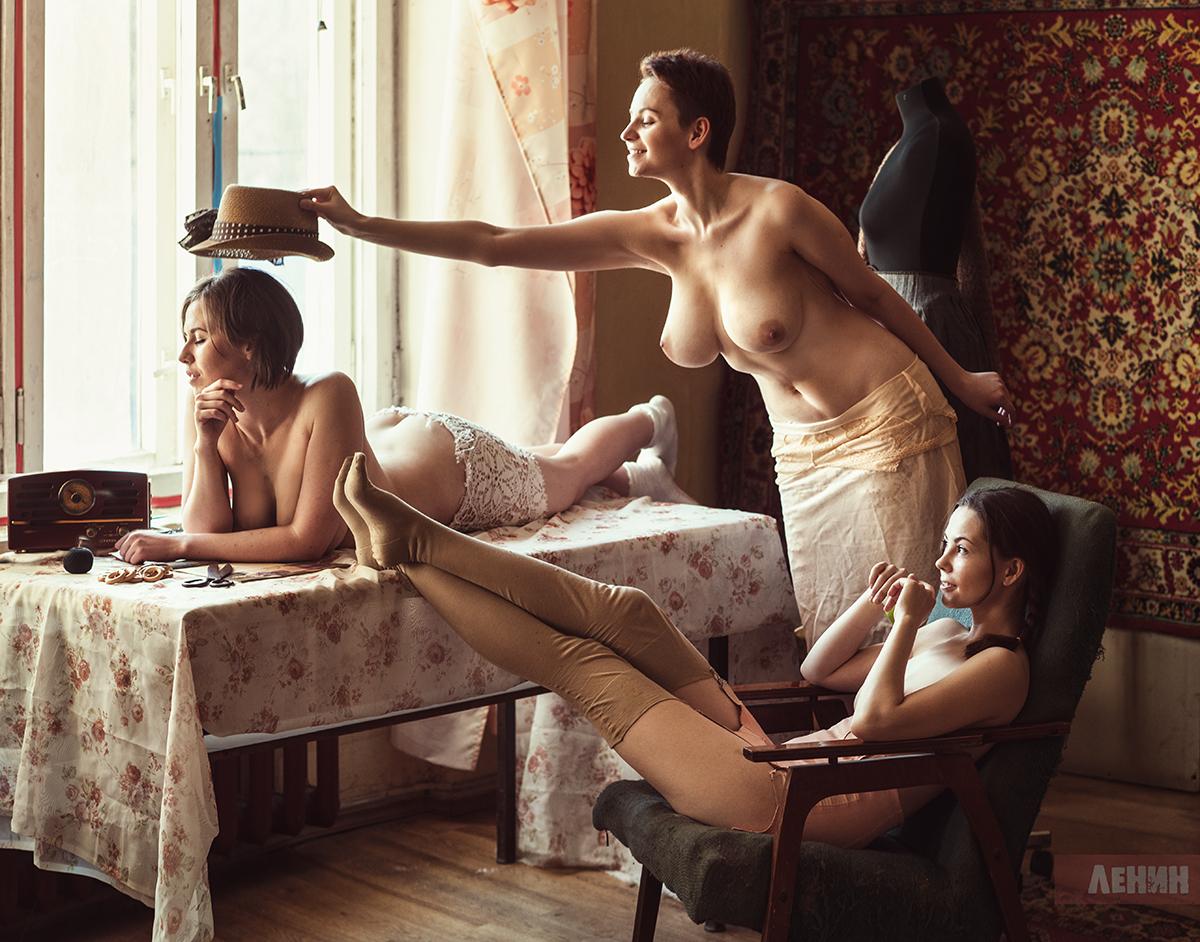 Общага / фотограф Сергей ЛЕНИН