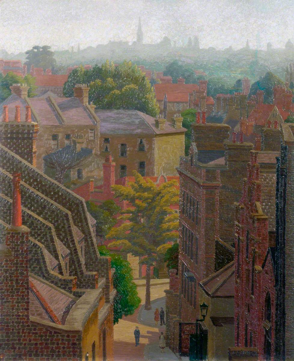 View of Hampstead
