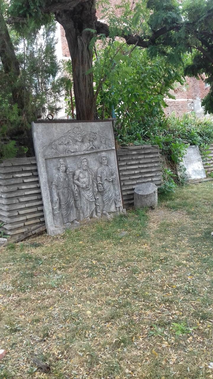 раскопки в Сандански