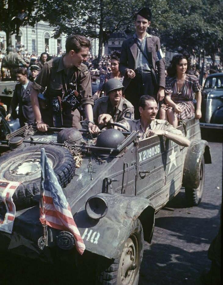 Paris - 1944 - LIFE Collections