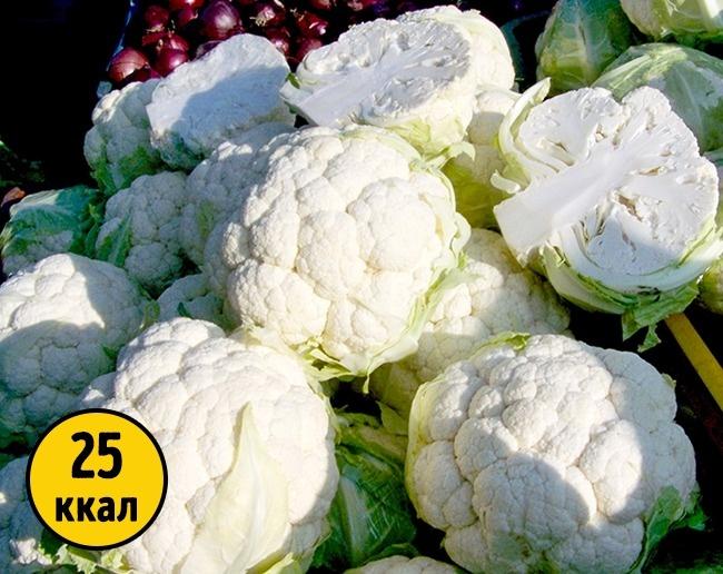 © Tappancs  Цветная капуста способна обеспечить наш организм витаминамиС иК ипри этом никак