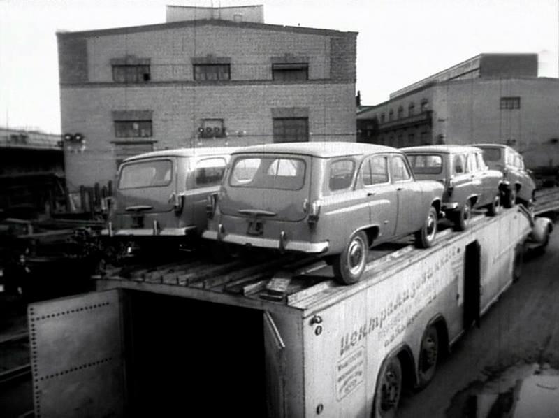 В серийное производство данный автовоз не запускался
