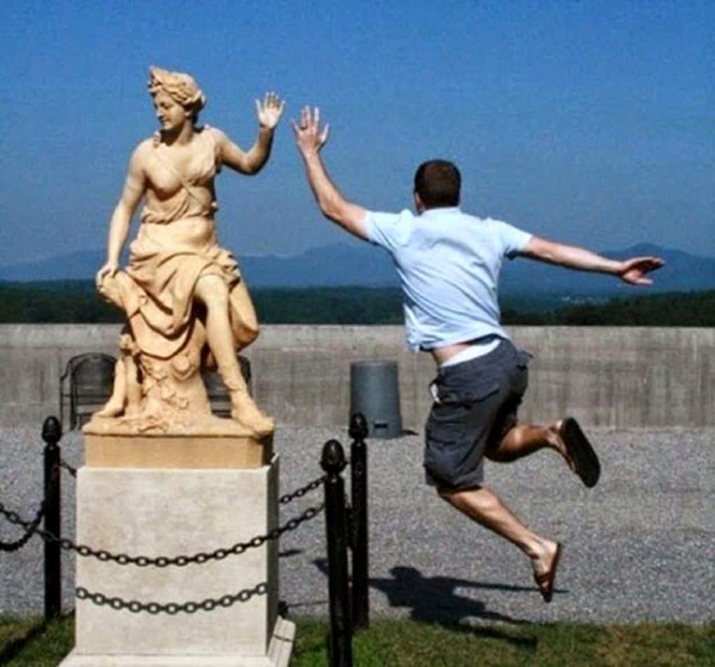 Как эксплуатировать памятники, чтобы инстаграм купал вас в лайках