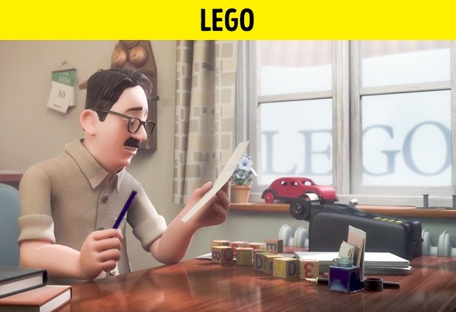 © LEGO Club TV   В 1932 году датский плотник Оле Кирк Кристиансен обанкротился, овдовел и остал