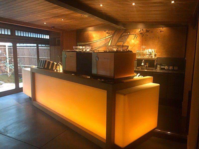 В трехсотлетнем японском доме открылся самый колоритный в мире Starbucks