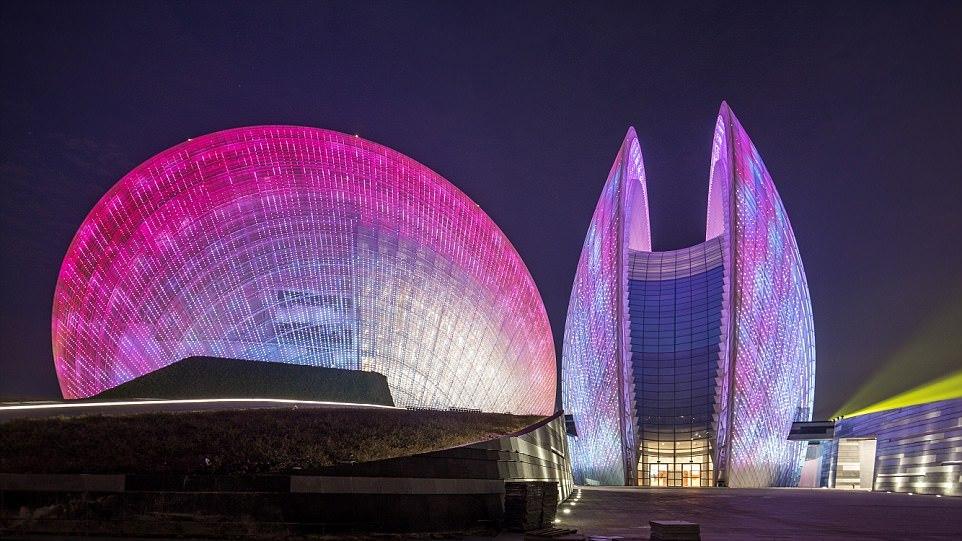 Музей искусства, архитектуры и технологий в Лиссабоне, Португалия. Архитектор: AL_A.