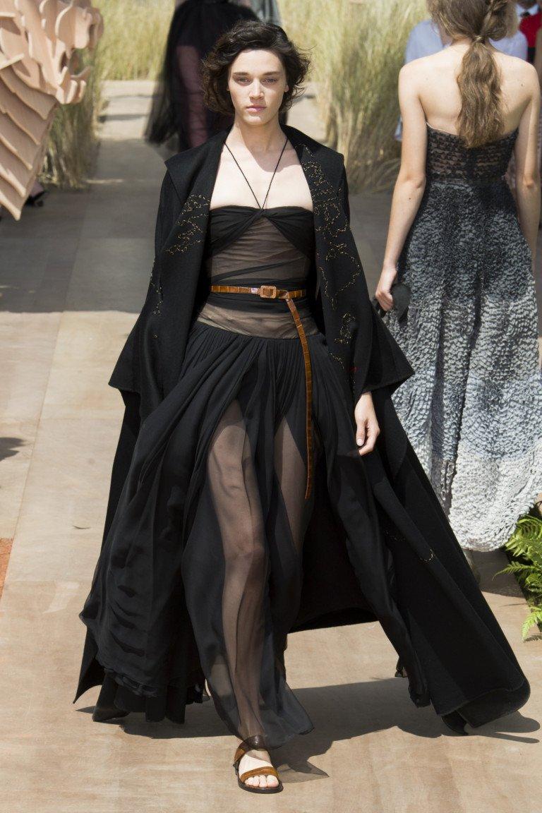 Неделя высокой моды: Christian Dior