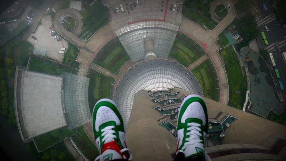 39. Она по-прежнему доминирует на небосклоне Шанхая.