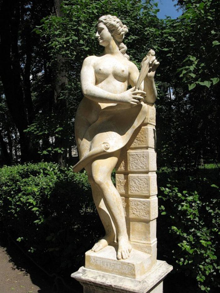 Скульптура. Аллегория архитектуры..jpg