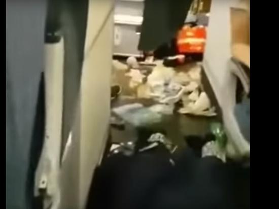 Командир экипажа поведал подробностиЧП нарейсе Москва-Бангкок