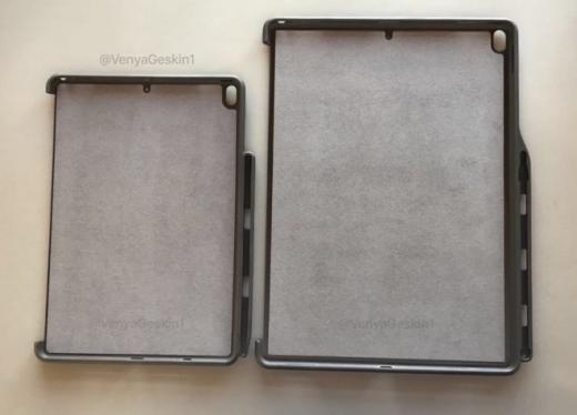 Вглобальной паутине показали новый iPad