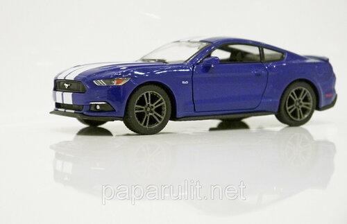 Kinsmart Ford Mustang GT 21.jpg