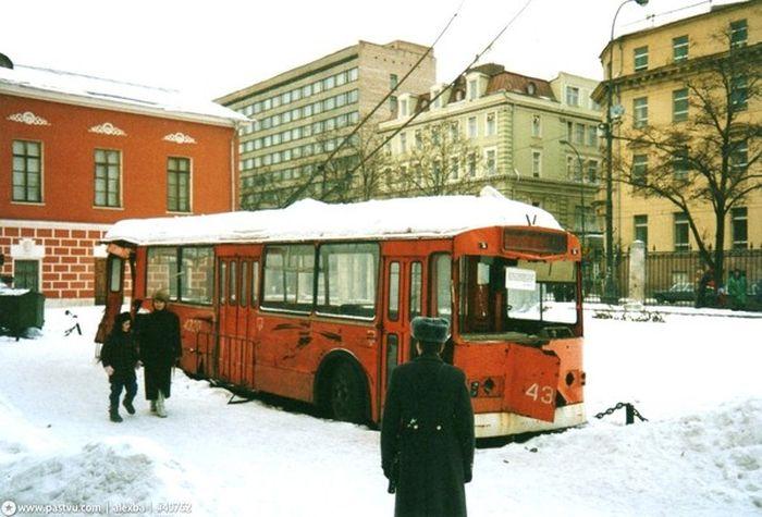 Россия в 90-ые
