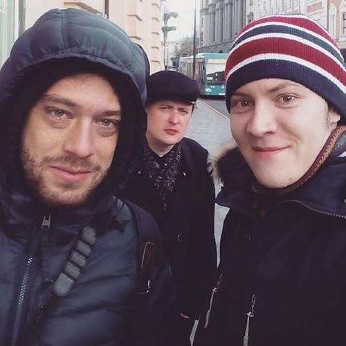 Денис Стяжкин и Илья Варламов
