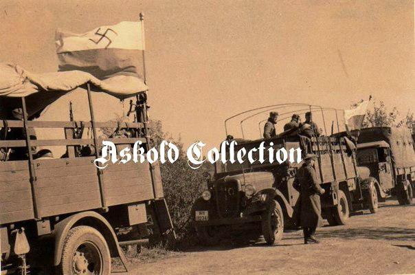 Моторизована колона Українського Визвольного Війська, Східна Пруссія.jpg