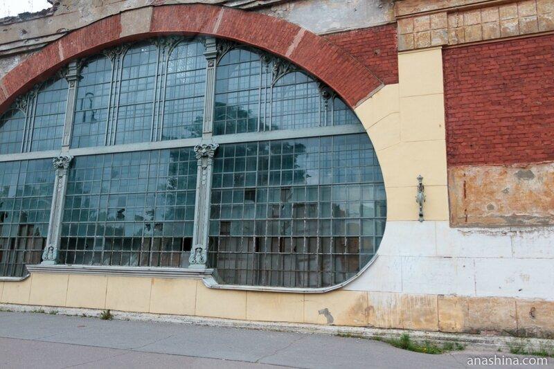 Бывшая кочегарка Машинной школы, Кронштадт