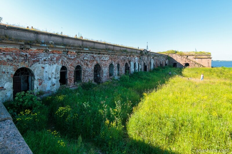 Южный форт № 3 («Граф Милютин», «Башенная»), Кронштадт