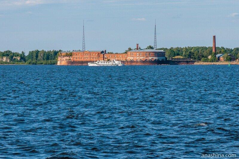 Форт «Император Пётр I» («Цитадель»), Кронштадт