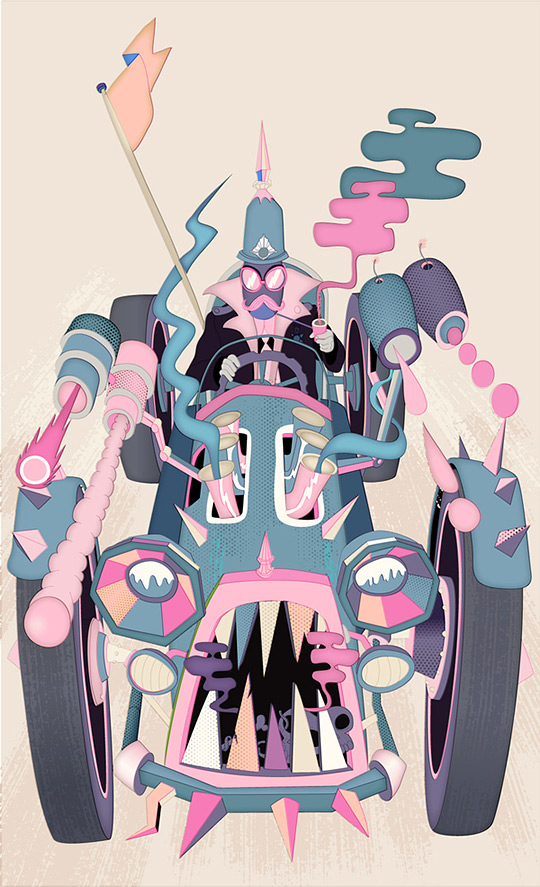 Vector Illustrations – A Modern Form of Digital Painting
